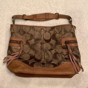 **PRICE FIRM** Vintage Coach purse